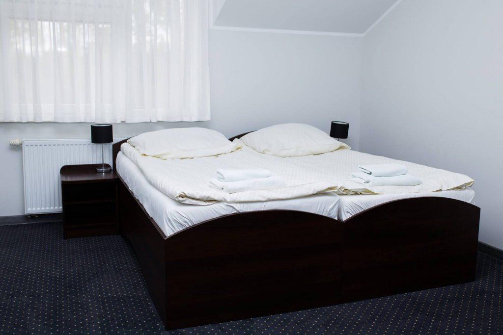 Hotel Villa Leśne Ustronie łóżka pojedyncze