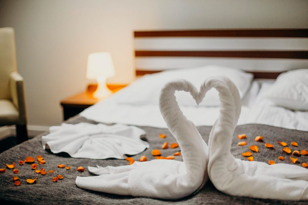 apartament ręczniki