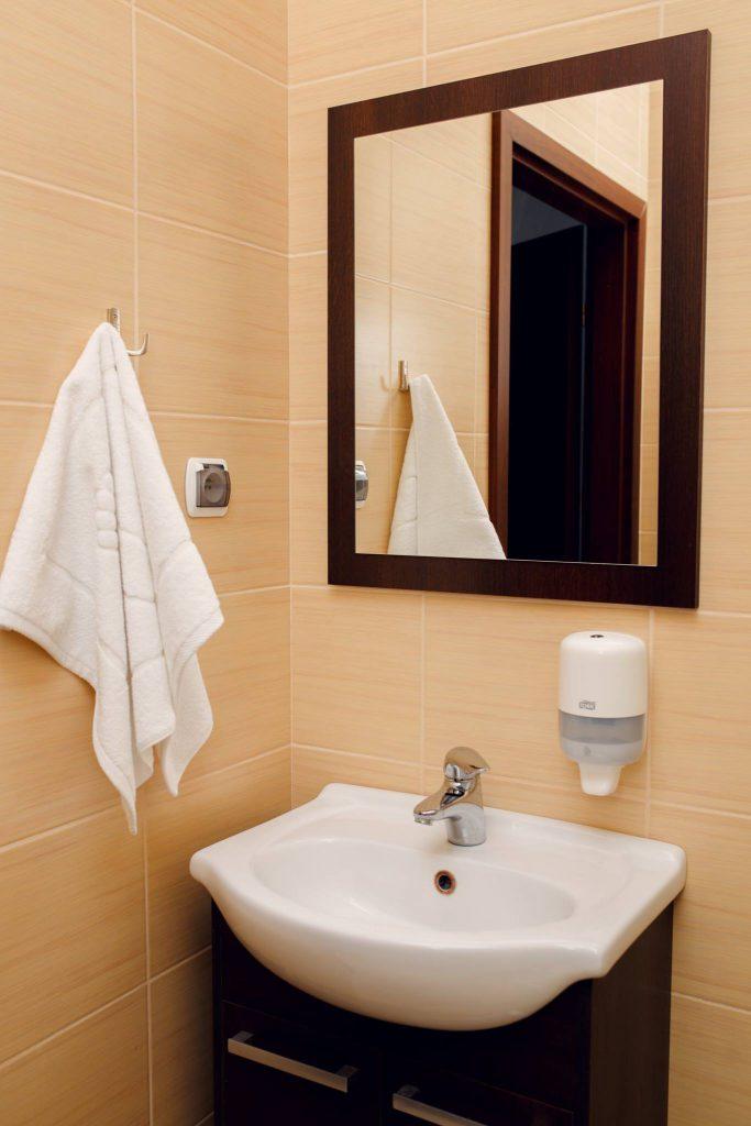 Hotel Villa Leśne Ustronie umywalka