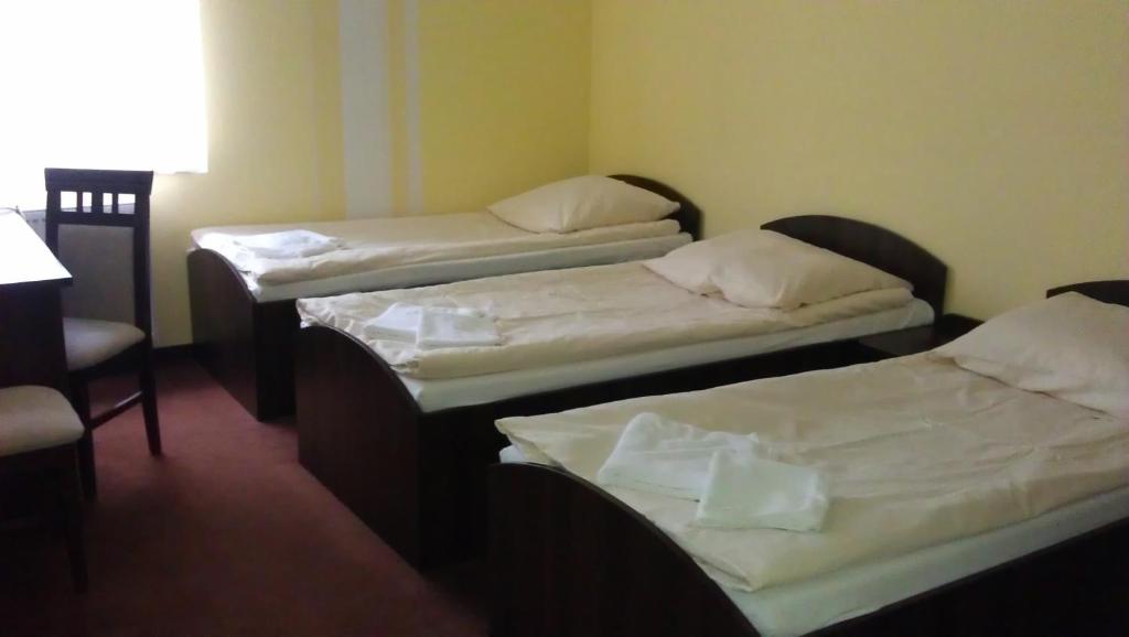 Hotel Villa Leśne Ustronie pokój 3 osobowy